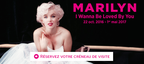 Marylin at Caumont Museum